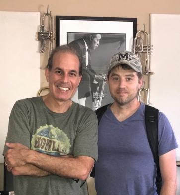 with Chris Tedesco