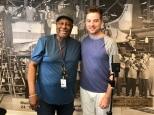 with Ernie Fields, Jr.