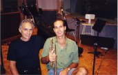 Chris Tedesco w/ Bill Conti
